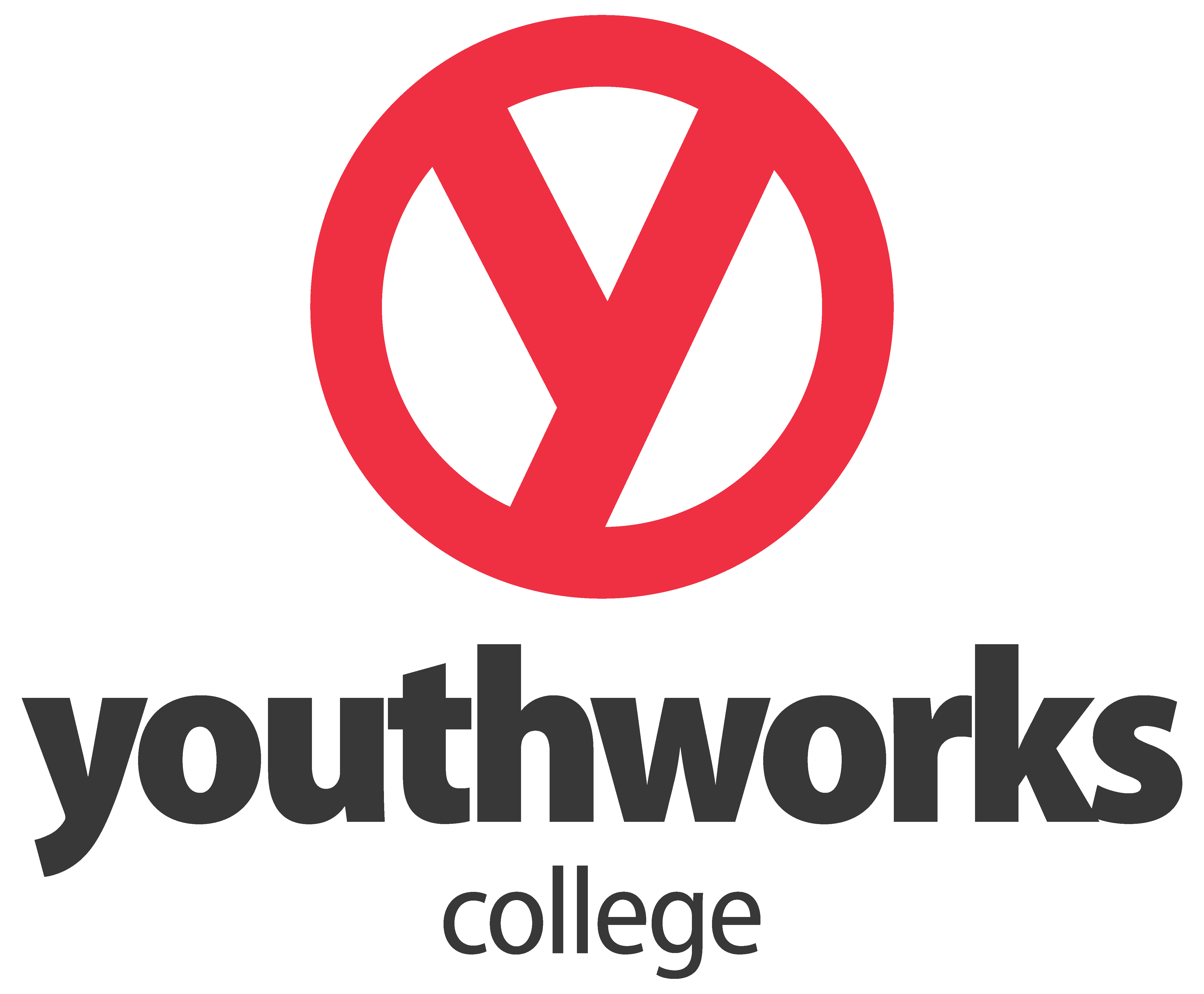 Youthworks College Stacked Standard